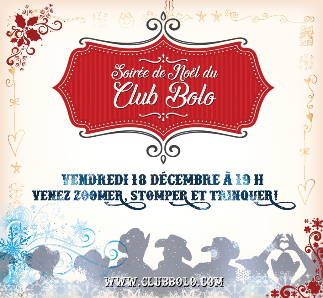 Party Noël 18 décembre